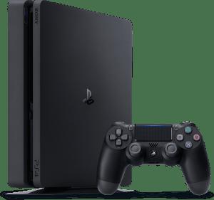 La PlayStation 4 Slim es una versión 30% más delgada de la consola de Sony