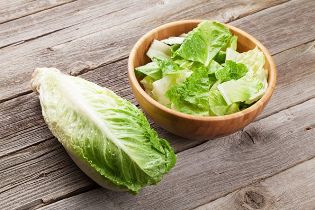 CDC alerta evitar cualquier tipo de lechuga romana por infección de E.coli en EEUU