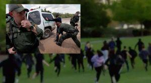 """Polémica racista por estudiantes que juegan a """"La Migra"""""""