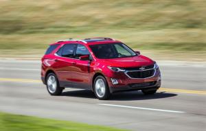 5 mejores camionetas SUV para manejar en carretera