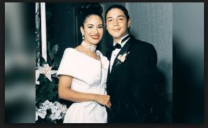 La foto con la que Chris Pérez recordó a Selena a 23 años de su muerte