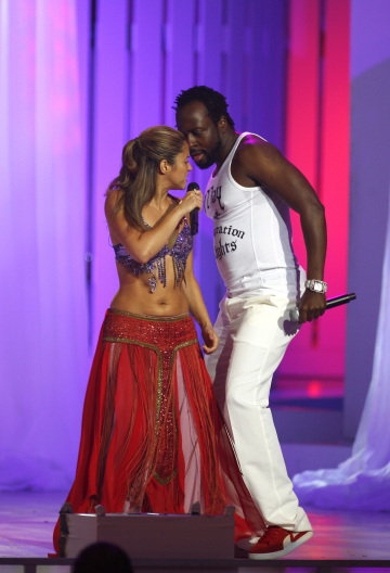 Shakira y Wyclef Jean