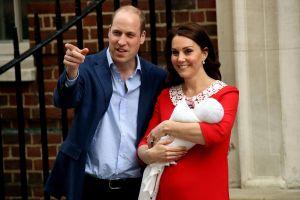 El significado tras el nombre del tercer hijo de los duques de Cambridge: Luis Arturo Carlos