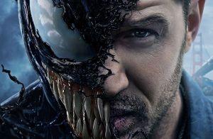 Video: Así se ve Tom Hardy como 'Venom' en tráiler de película