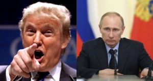 Trump se desmarca de sus críticos y lanza más sanciones contra círculo de Putin