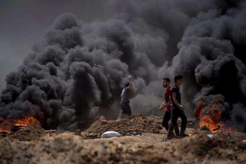 """Los palestinos anuncian la """"ruptura de todas las relaciones"""" con Estados Unidos e Israel"""