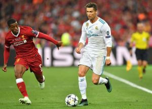 Cristiano Ronaldo insinúa 'adiós' al Real Madrid