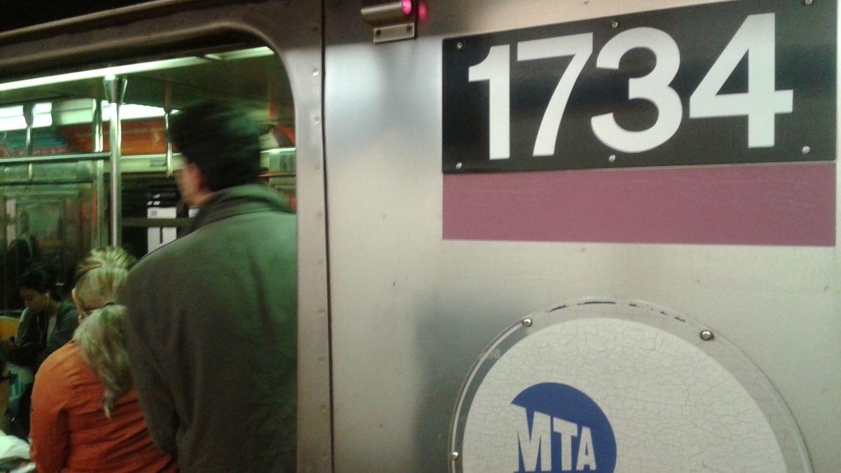 Otra mañana de locura en el subterráneo