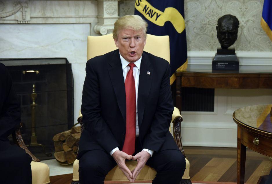 Trump enfurece por filtración de preguntas del fiscal especial Robert Mueller
