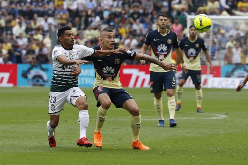 América soñó con la remontada pero Santos es el finalista de Liga MX