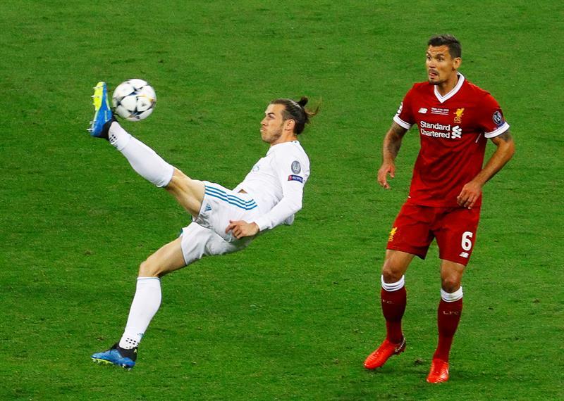Magia de Bale y papelón del arquero de Liverpool coronan a Real Madrid en Champions League