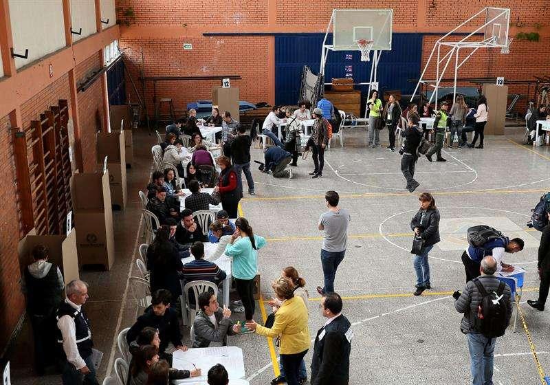"""Cómo las elecciones presidenciales en Colombia reflejan una """"guerra de clases"""""""