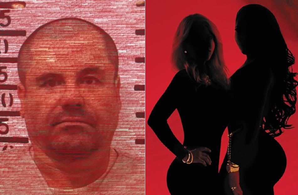 Olivia, Mía y sus esposos ayudaron a la captura del narcotraficante.