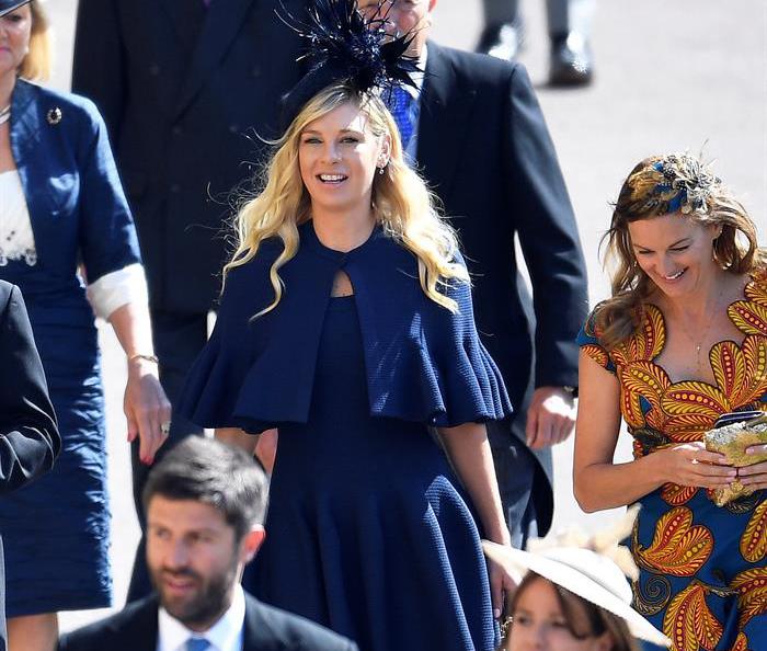 La invitada más inesperada en la boda del príncipe Harry y Meghan: su exnovia Chelsy Davy