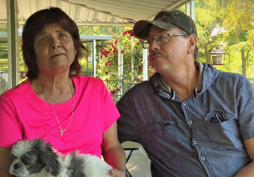 Ofrece camioneta y riñón a cambio de hígado para su esposa que sufre cáncer