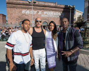 """Fast & Furious"" llega a Universal Studios en Orlando"