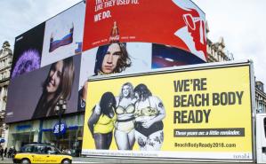"""Le dan la vuelta al polémico anuncio """"¿Está tu cuerpo listo para la playa?"""""""