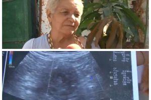 Tiene 70 años y asegura que se convertirá en madre por octava ocasión