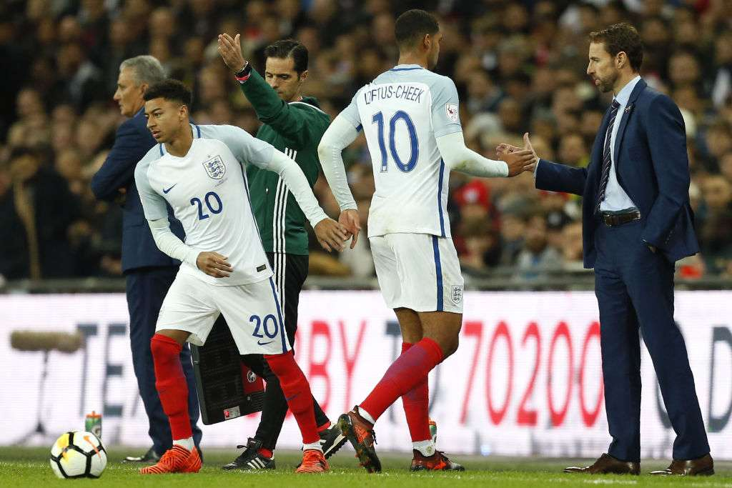 Plantel de jugadores de la Selección Inglaterra en Rusia 2018