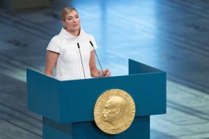"""""""Es estúpido"""": ganadora Premio Nobel de Paz sobre Trump y su decisión sobre Irán"""
