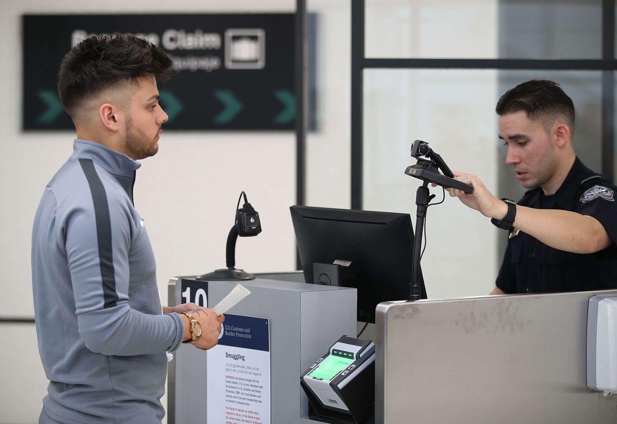 Escáner facial con detector de mentiras lo que se viene en seguridad fronteriza