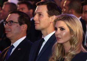 Ivanka Trump y Jared Kushner en la mira de todo el mundo