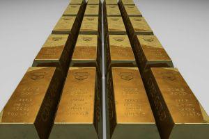 Barrendero encuentra lingotes de oro en bote de basura