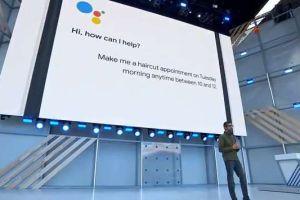 El asistente digital de Google podrá conversar por teléfono con personas