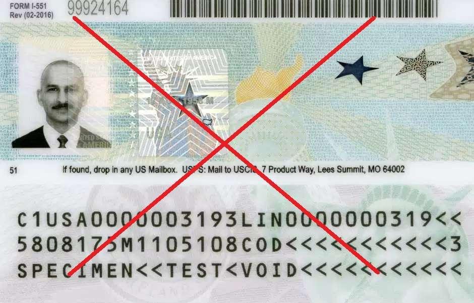 """Gobierno de Trump prepara castigo para inmigrantes con """"green card"""""""