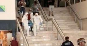 Estadounidense es abatido tras amenazar con cuchillo a personas en aeropuerto de Hermosillo