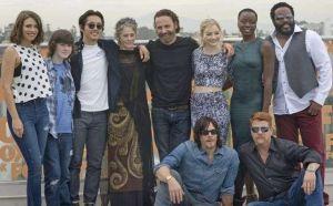 Andrew Lincoln abandonará 'The Walking Dead' en su novena temporada