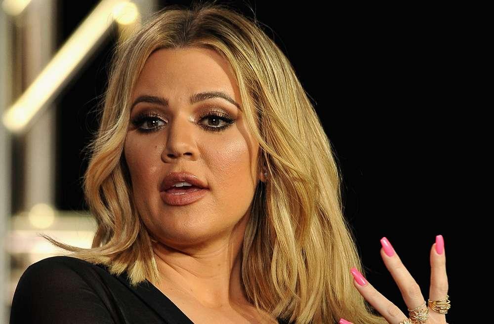 Khloé Kardashian ya le puso apodo a su pequeña hija True