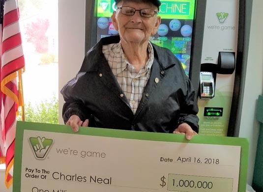 Ganador de la lotería por partida triple: en siete semanas se lleva dos premios