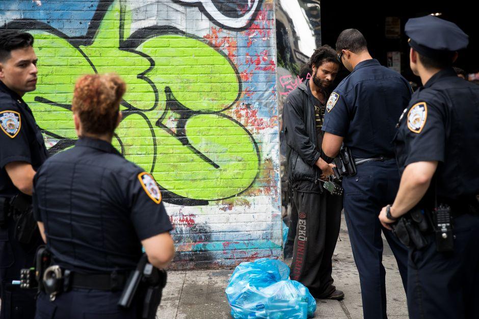 Aumentan a 59 los casos de sobredosis por K2 en Brooklyn