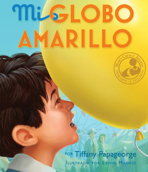 Lanzan versión en español de 'My Yellow Balloon'
