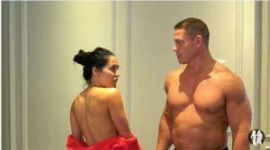 John Cena y Nikki Bella rememoran el día en que debería haberse celebrado su boda