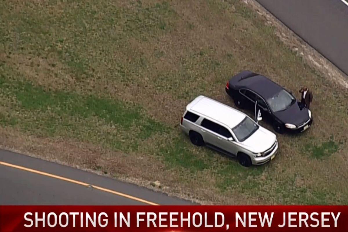 Detienen a sospechoso de disparar al azar en serie y matar a una mujer en NJ