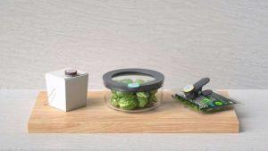 Crean tapas de tuppers que te dicen el estado de los alimentos