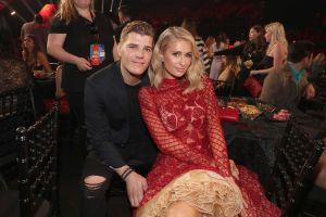 Paris Hilton derrocha romanticismo por el cumpleaños de su prometido Chris Zylka