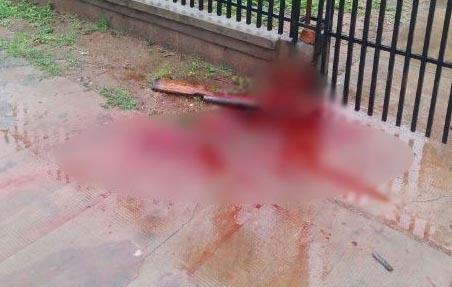 Muere accidentalmente tras dispararle al amante de su expareja en Argentina