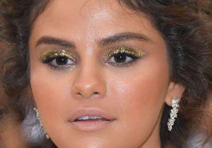 Vídeo: Selena Gomez corre espantada al ver cómo lució en la gala del Met