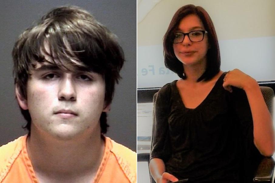 """Joven asesinada en escuela en Texas sabía que el tirador """"iba por ella"""""""