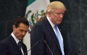 Trump da contentillo de un mes a México en aranceles