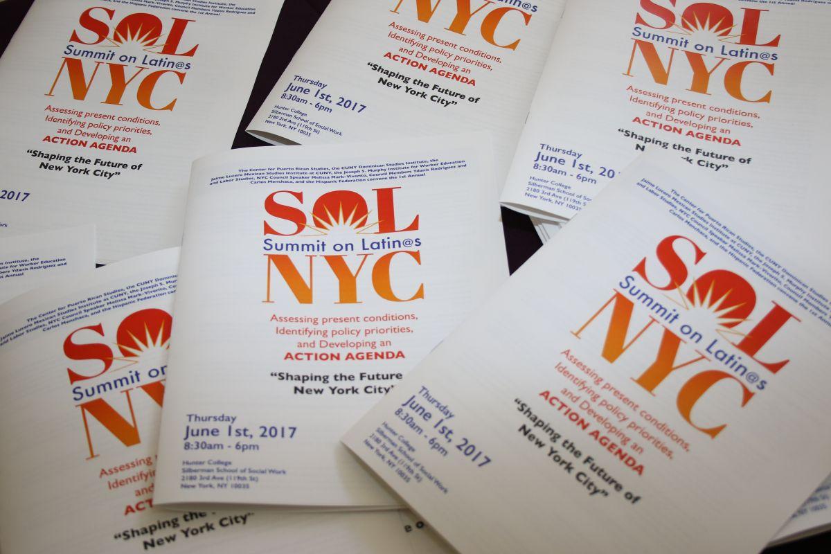 El segundo encuentro de latinos Sol-Summit llega a NYC este viernes