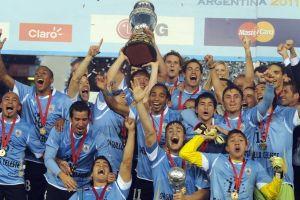 Mundial Rusia 2018: los números que muestran por qué Uruguay es más grande en fútbol que Argentina