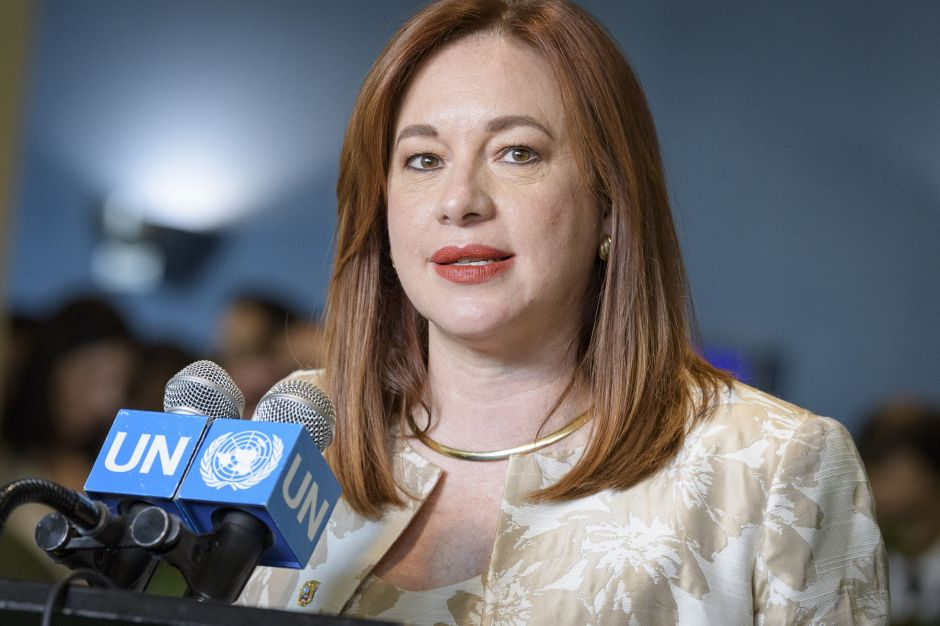 Diplomática ecuatoriana será la primera latina en presidir Asamblea General de la ONU