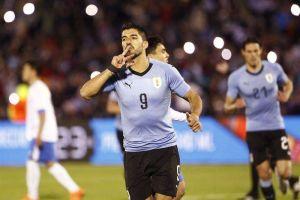 Uruguay se despide de su afición con goleada y levanta la mano para Rusia