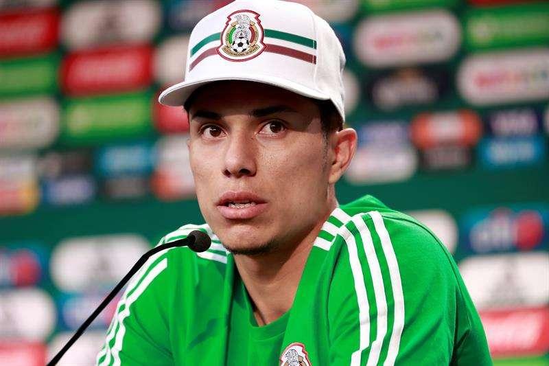 """Carlos Salcedo: """"Alemania no tiene un Messi, un Cristiano o un Neymar"""""""