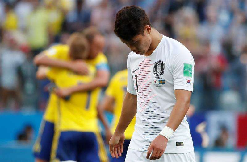 Corea del Sur, próximo rival de México, pierde en su debut por culpa del VAR