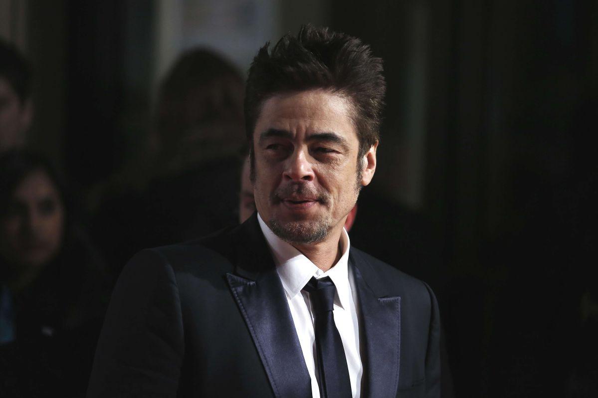 """Benicio del Toro: """"No hay palabras para describir el horror de la frontera"""""""